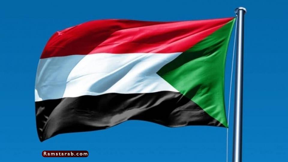علم السودان23