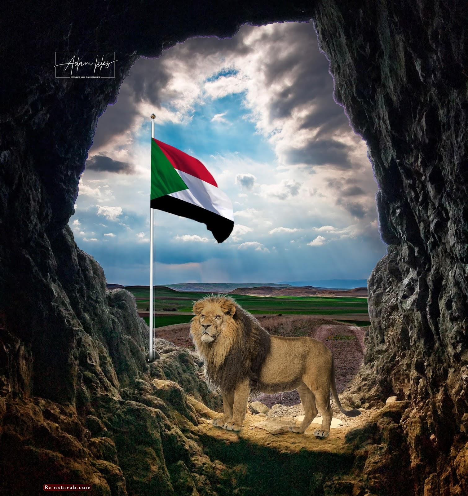 علم السودان21