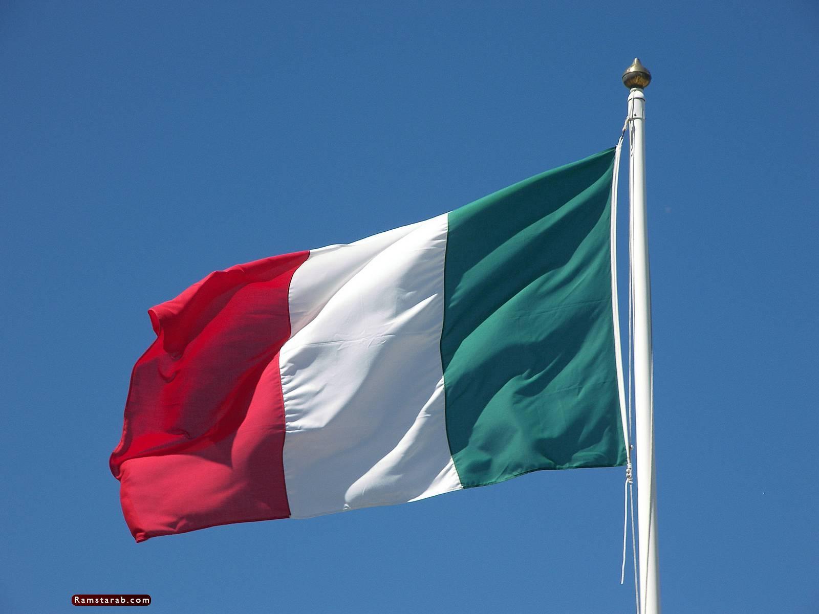 صور علم ايطاليا