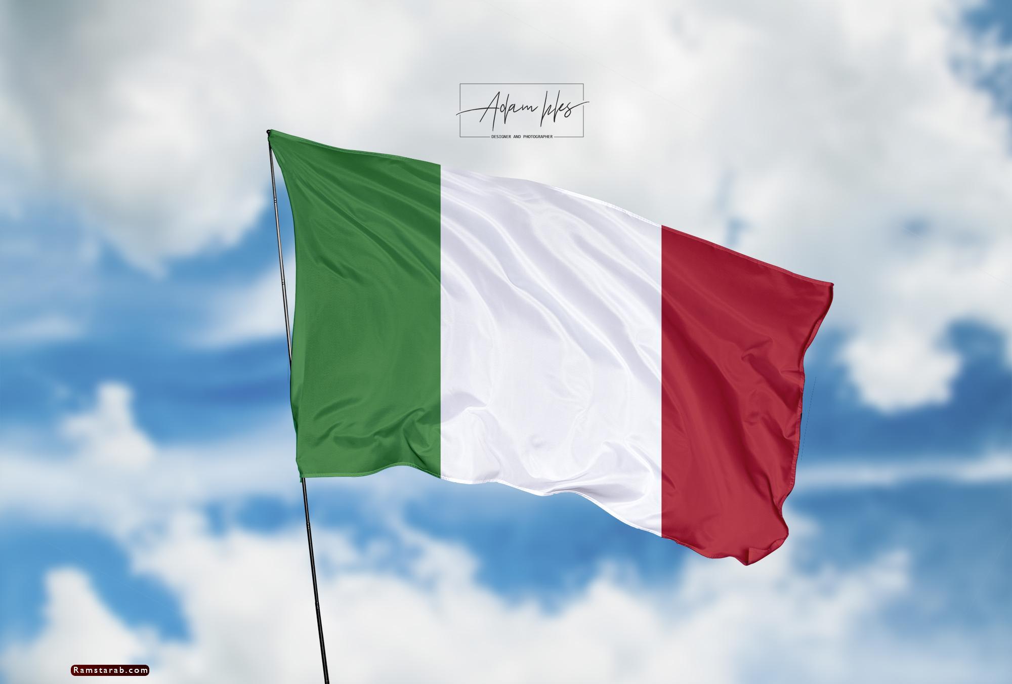 صور علم ايطاليا3
