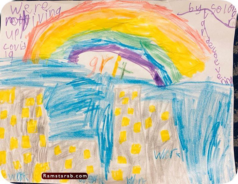 رسم اطفال9
