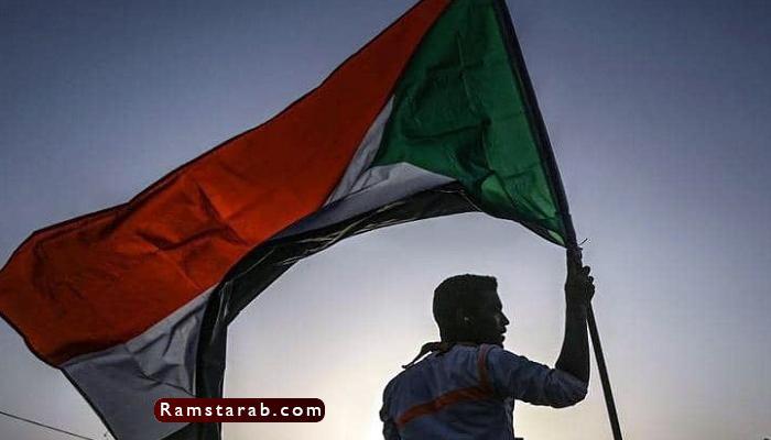 علم السودان3