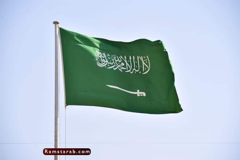 علم السعودية8