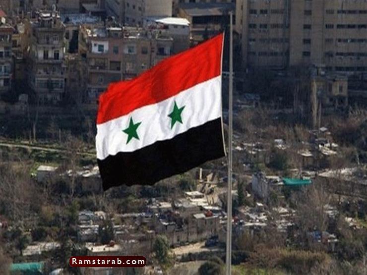 علم سوريا9