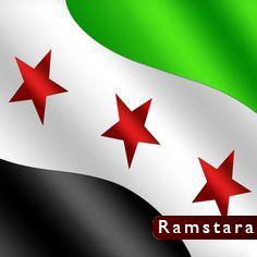 علم سوريا3