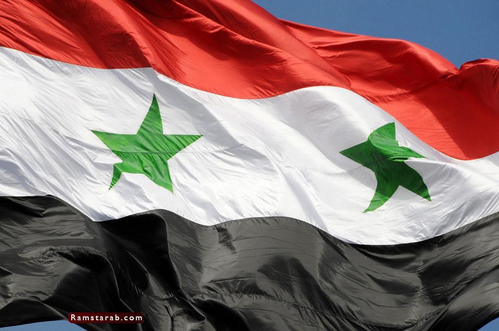 علم سوريا11