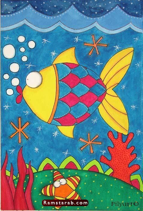 رسم اطفال8