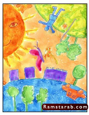 رسم اطفال13