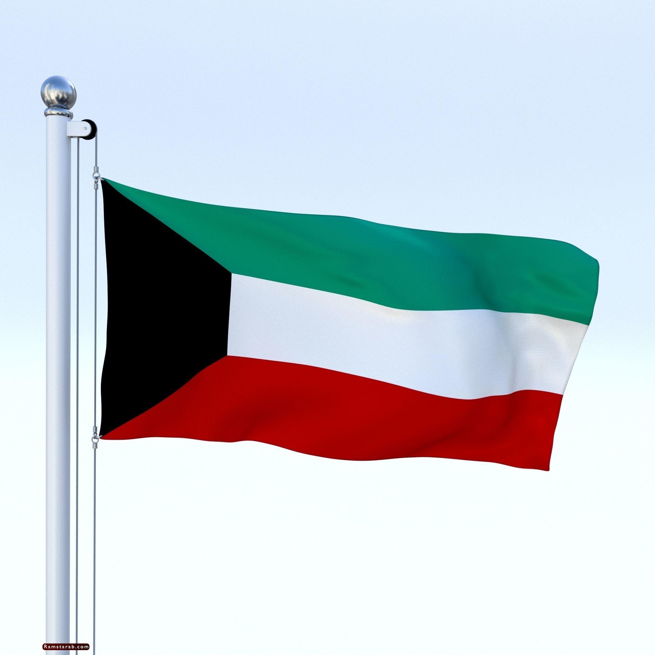علم الكويت8