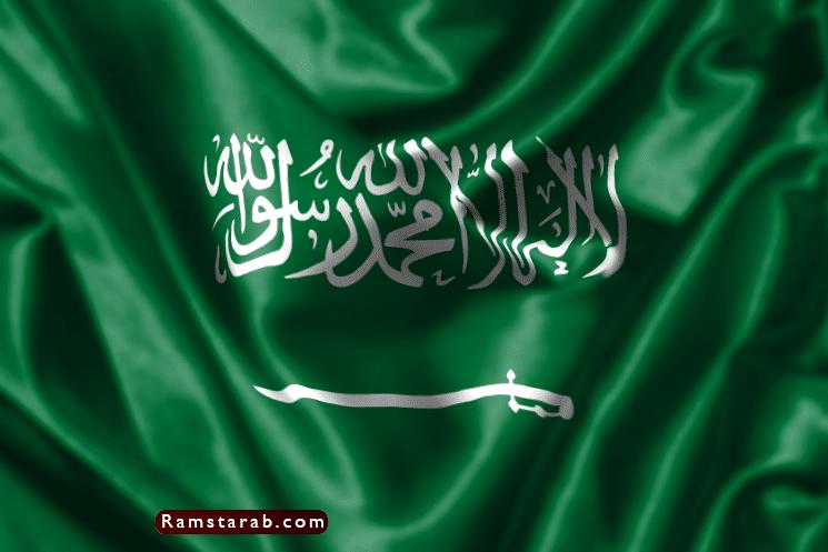 علم السعودية10