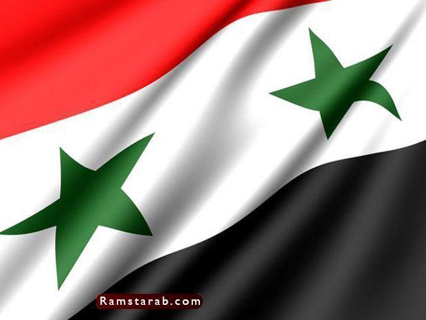 علم سوريا12
