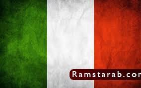 صور علم ايطاليا24
