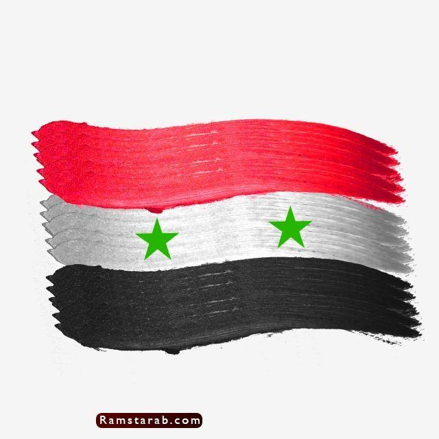 علم سوريا15