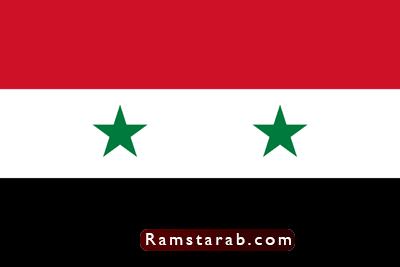 علم سوريا14