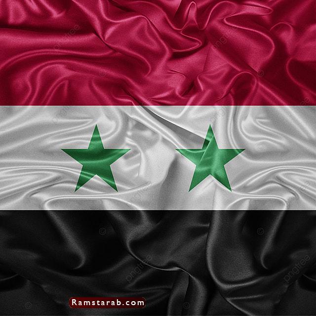 علم سوريا27
