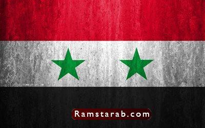 علم سوريا26