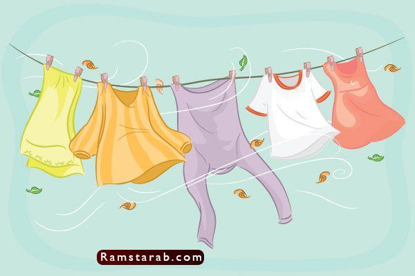 ملابس كرتون