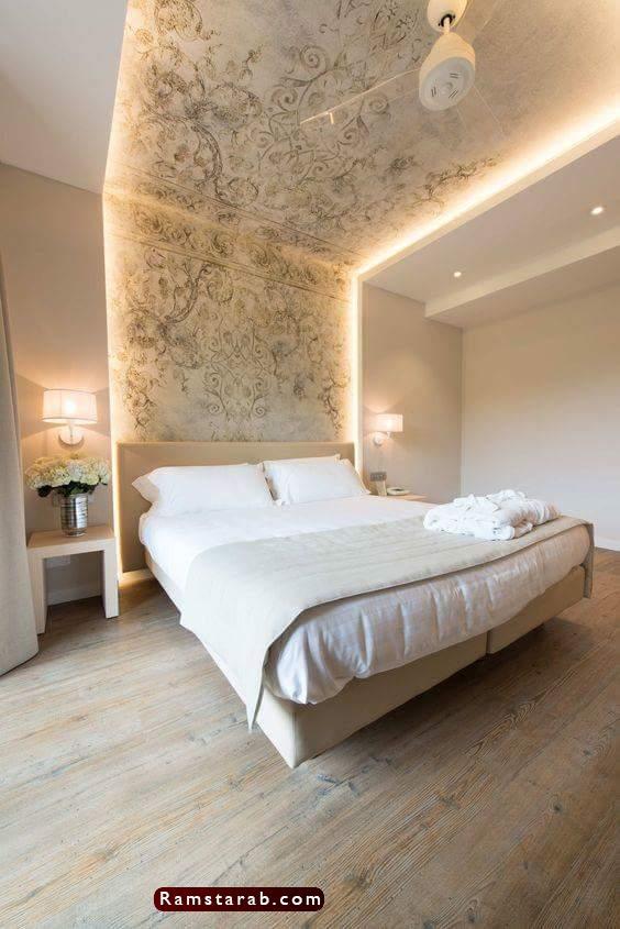 ديكورات جبس لغرف النوم9