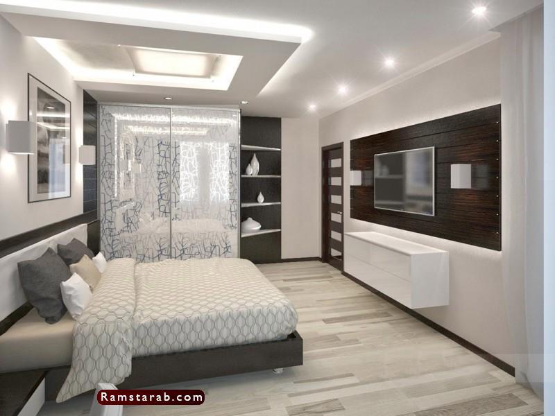 ديكورات جبس لغرف النوم4