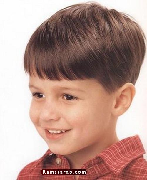 قصات شعر اطفال3