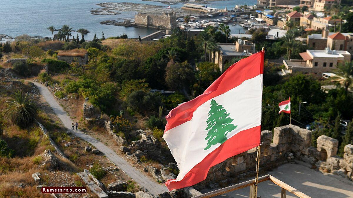 صور علم لبنان33