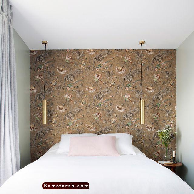 ورق حائط غرف نوم28