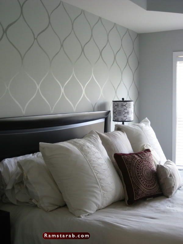 ورق حائط غرف نوم23
