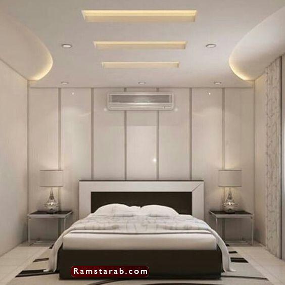 ديكورات جبس لغرف النوم33