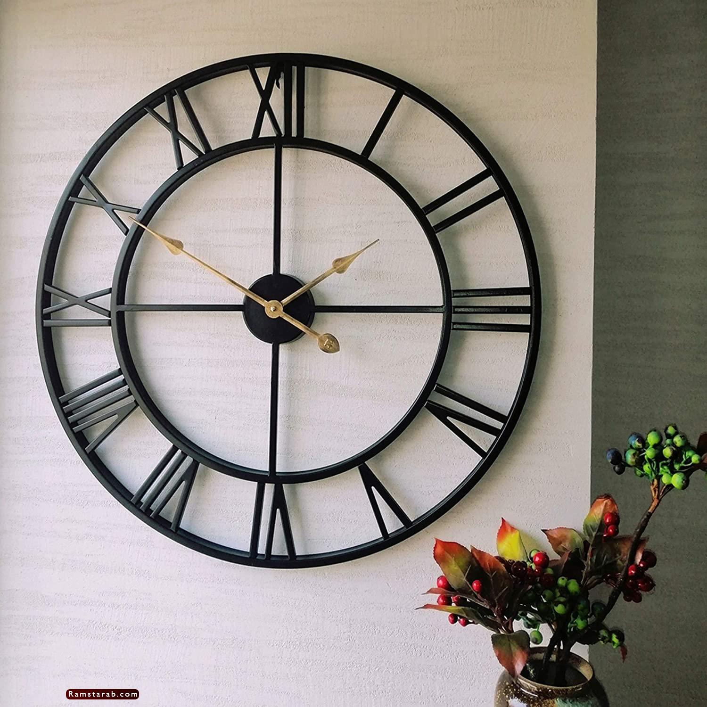 ساعة حائط24