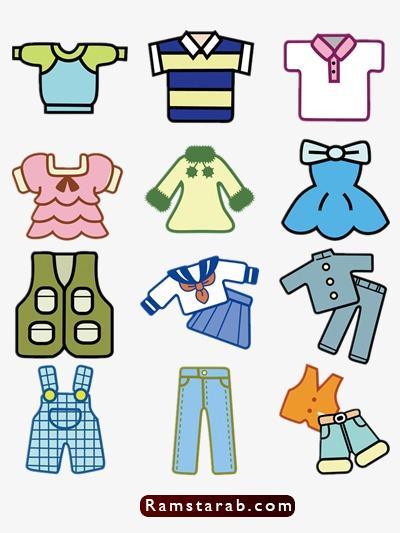 ملابس كرتون21
