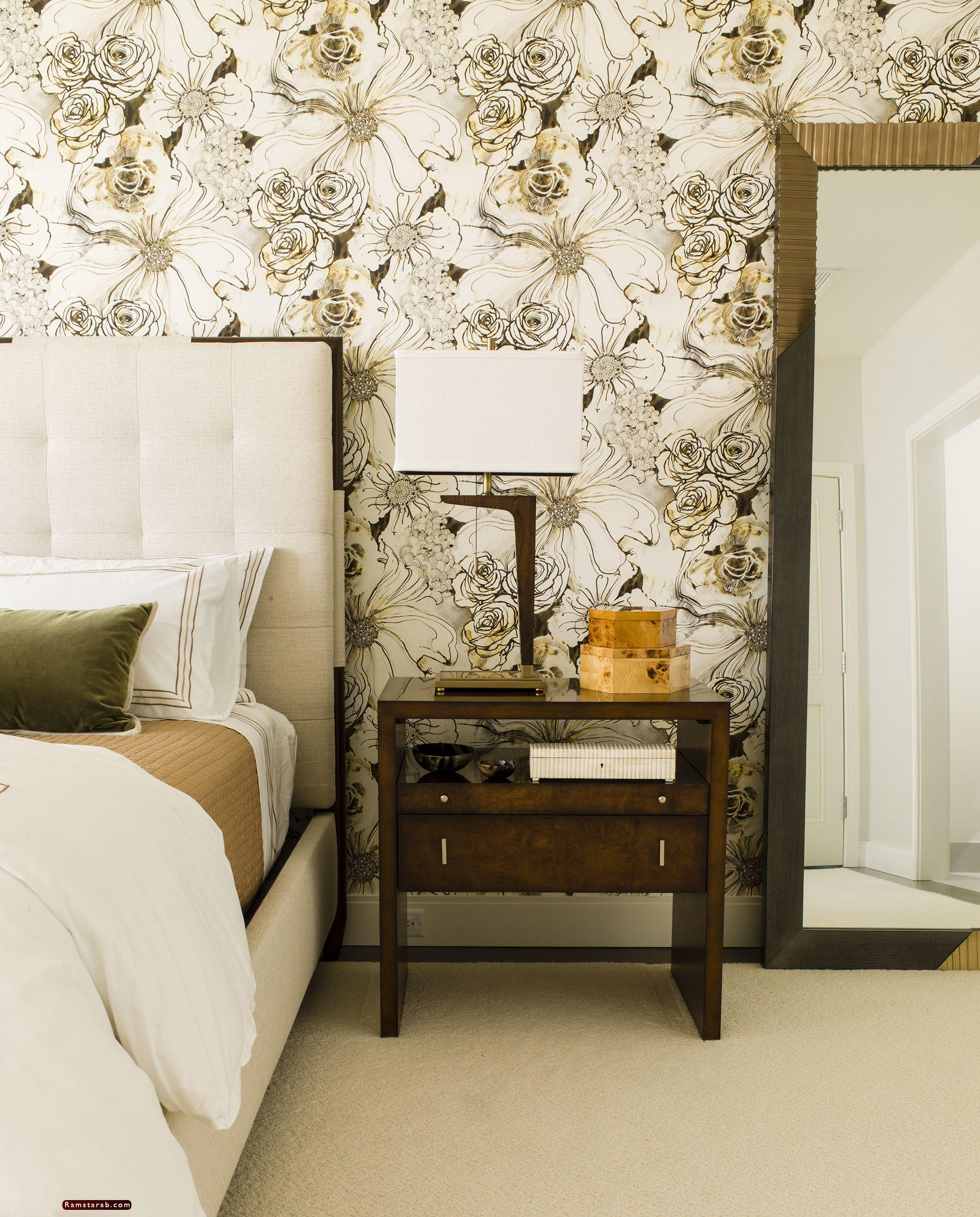 ورق حائط غرف نوم24
