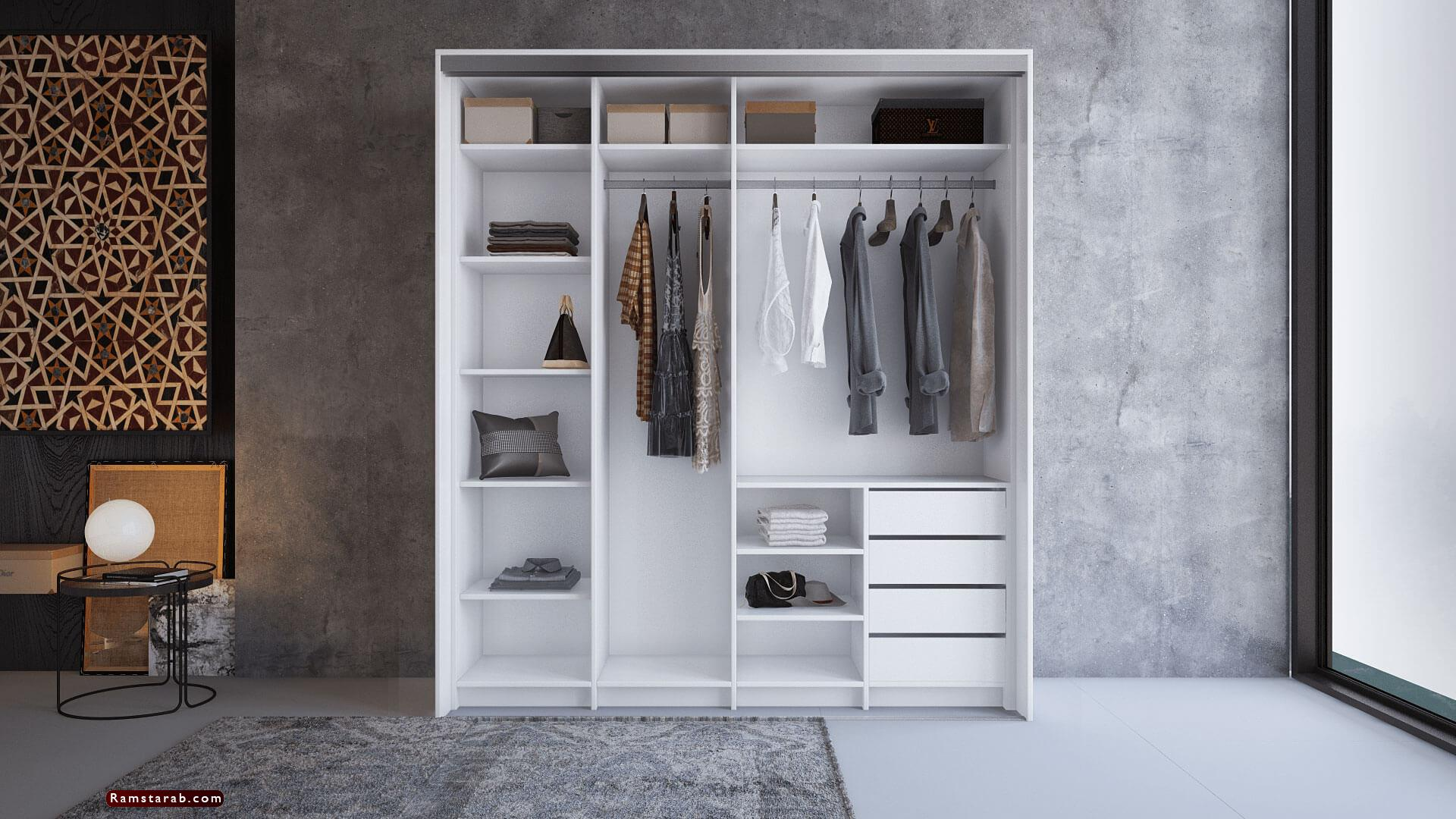 خزانة ملابس 24