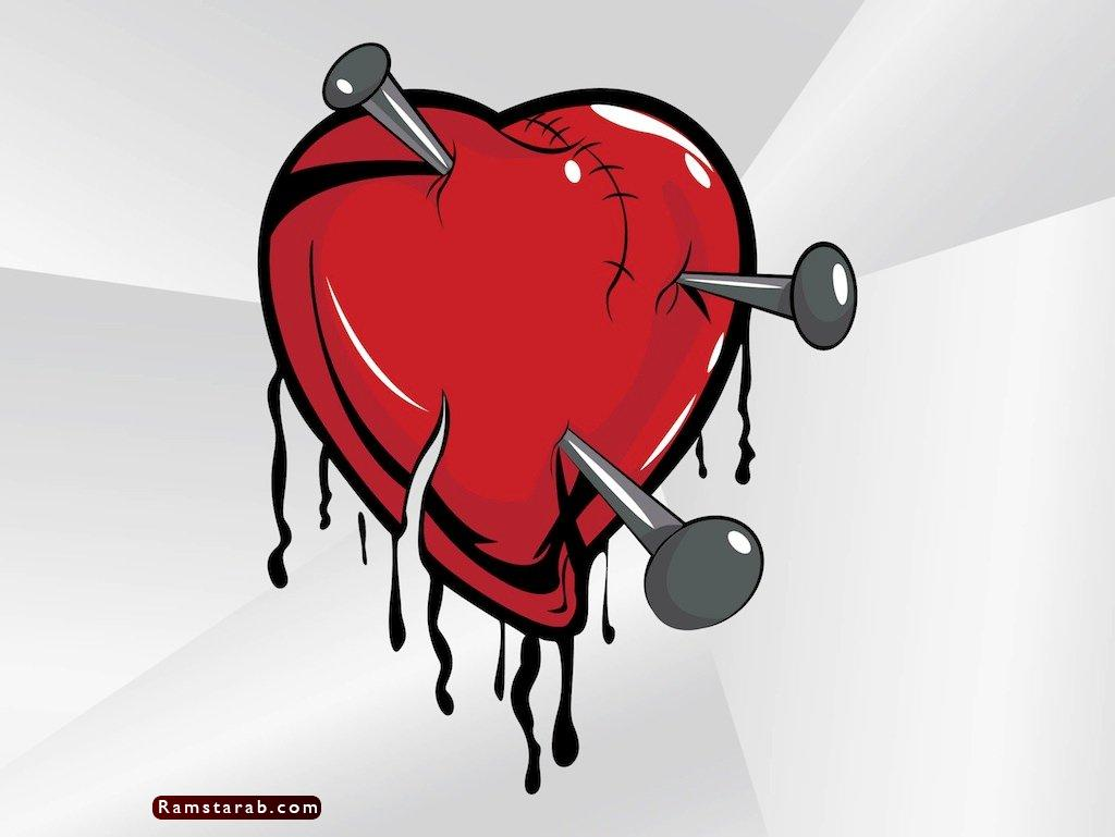 صور قلب مكسور12