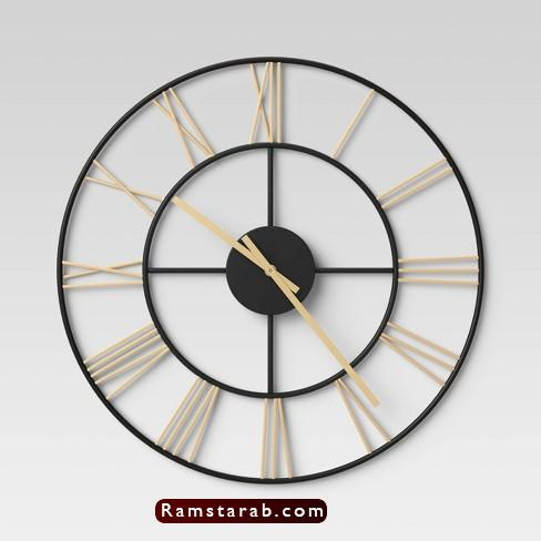 ساعة حائط12