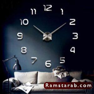 ساعة حائط11