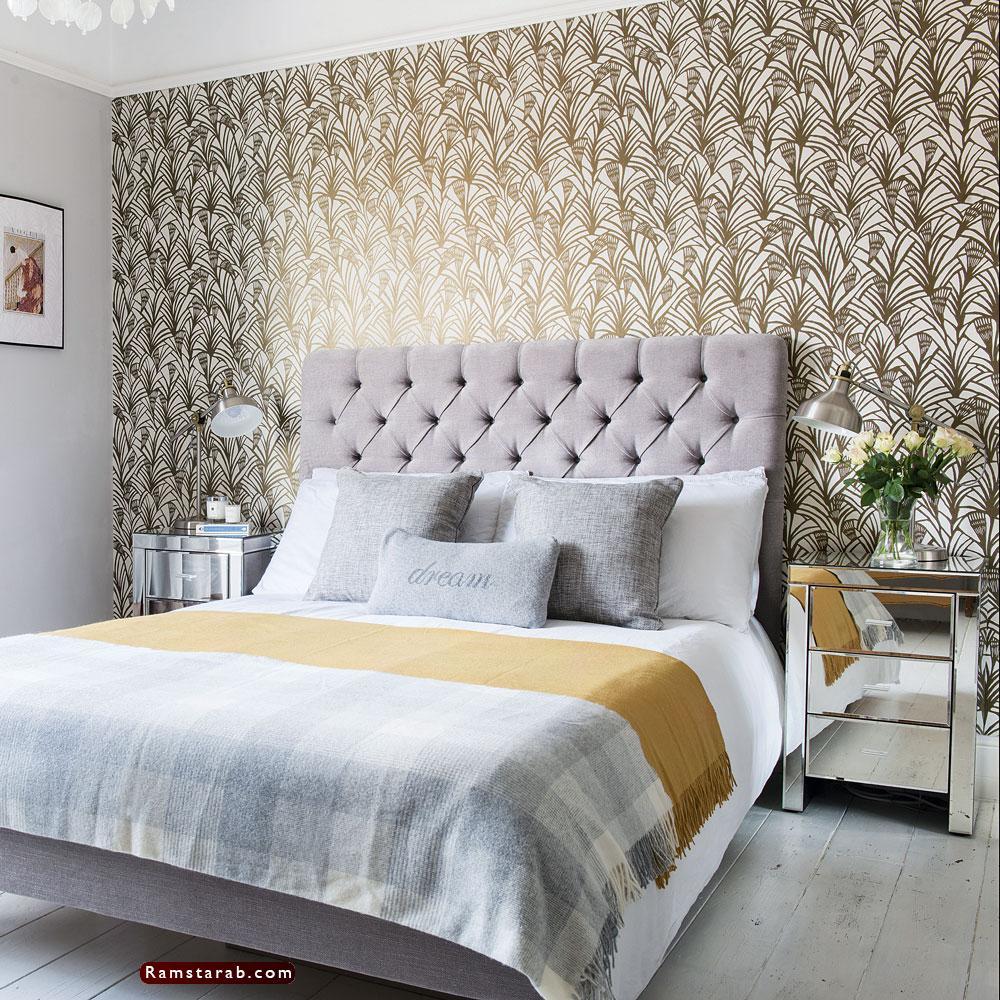 ورق حائط غرف نوم6