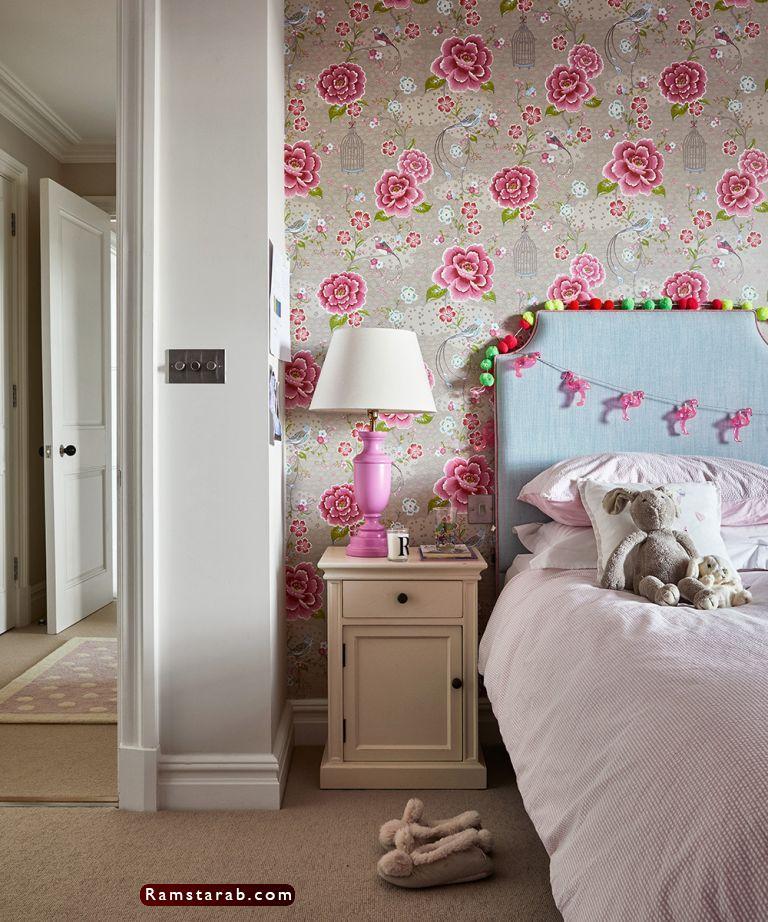 ورق حائط غرف نوم2