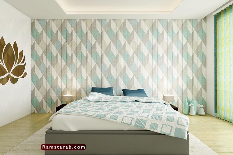 ورق حائط غرف نوم16