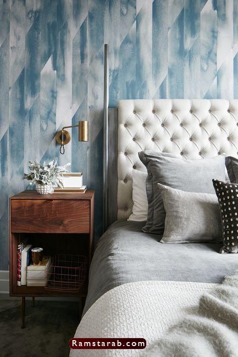 ورق حائط غرف نوم18