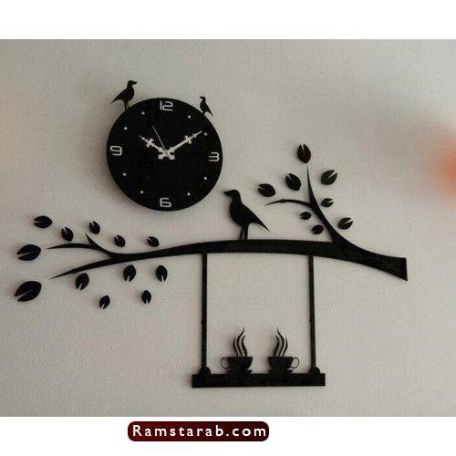 ساعة حائط15