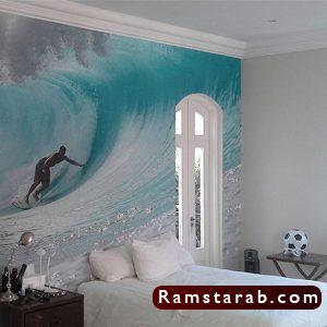 ورق حائط غرف نوم19