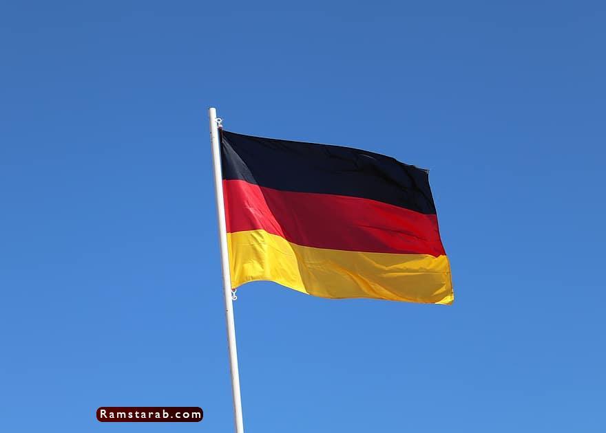صور علم المانيا24