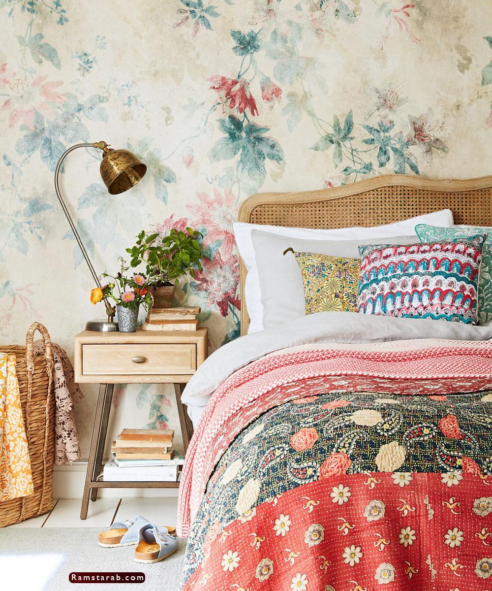 ورق حائط غرف نوم15