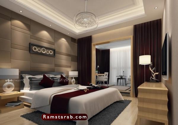 ديكورات جبس لغرف النوم16