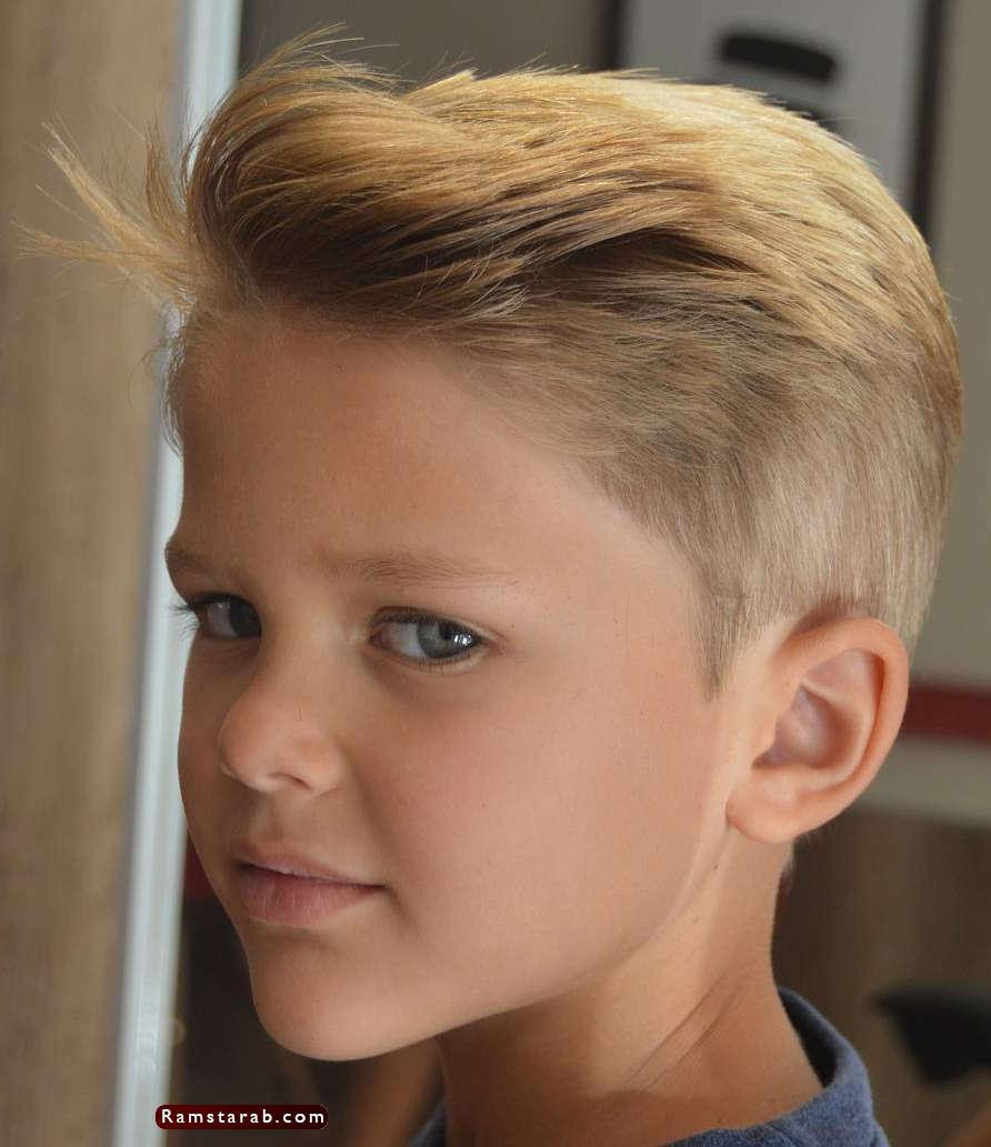 قصات شعر اطفال7