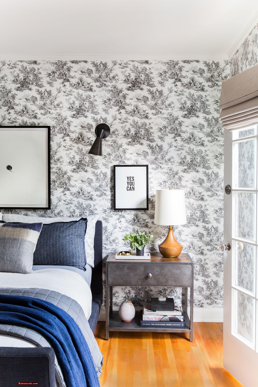 ورق حائط غرف نوم11