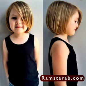 قصات شعر اطفال8