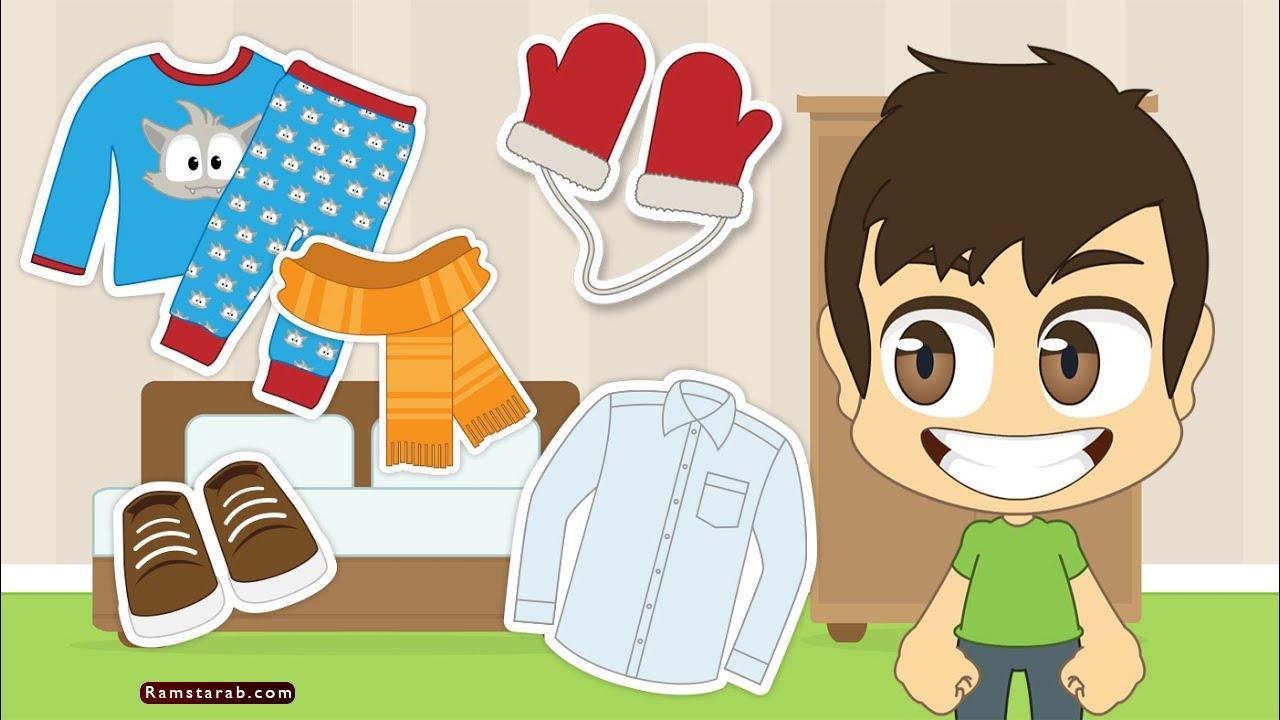 ملابس كرتون13