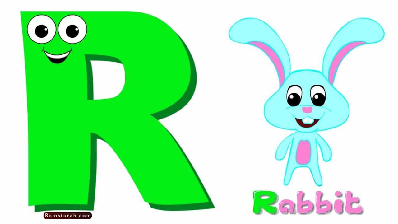 صور حرف r2