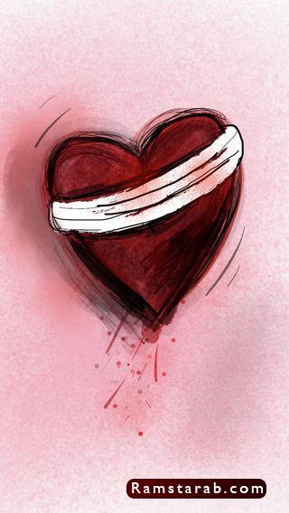 صور قلب مكسور2